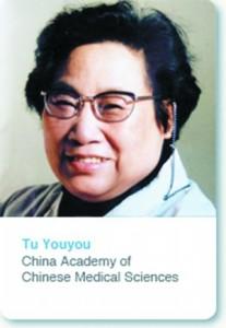 Professor Tu Youyou